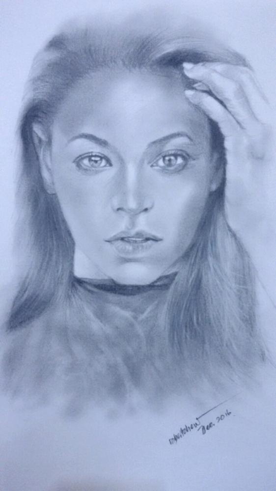 Beyonce by Bobchew